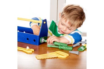 Green Toys Tool Set in Blue