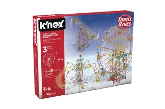 Knex 3-in-1 Amusement Park Building Set