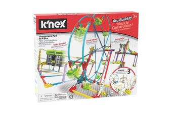 Knex Table Top Amusement Park In-a-Box