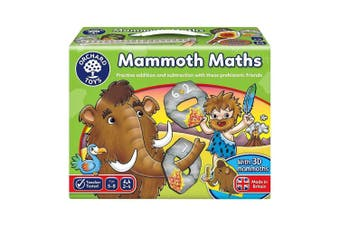 Orchard Game Mammoth Maths