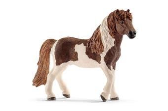 Schleich Horse Club Icelandic Pony Stallion Toy Figure
