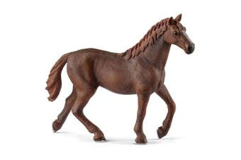 Schleich Horse Club English Thoroughbred Mare Toy Figure