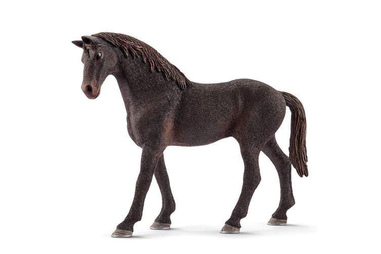 Schleich Horse Club English Thoroughbred Stallion Toy Figure