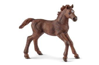 Schleich Horse Club English Thoroughbred Foal Toy Figure