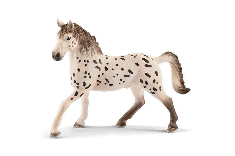 Schleich Horse Club Knapstrupper Stallion Toy Figure