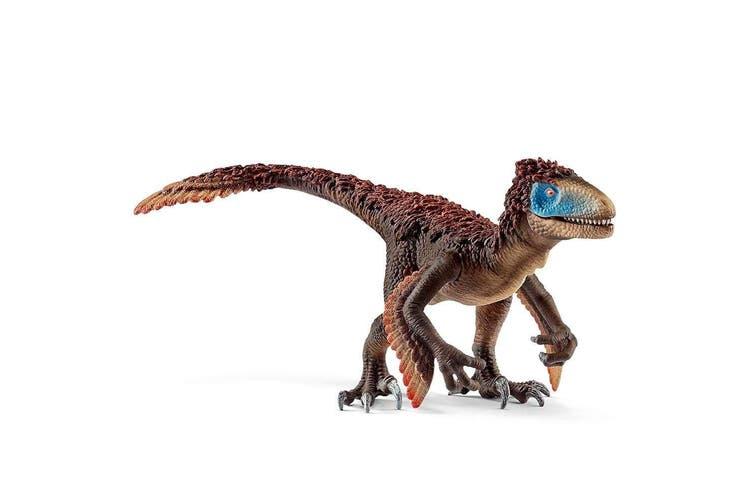 Schleich Dinosaurs Utahraptor Toy Figure