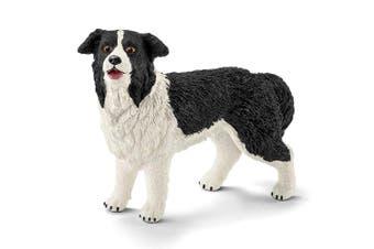 Schleich Border Collie Dog Toy Figure