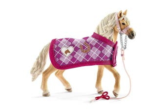 Schleich Horse Club Sofias Fashion Creation Andalusian Toy Figure