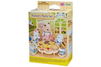 Sylvanian Families Nursery Party Set