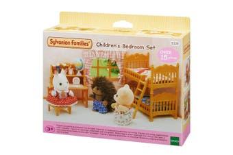 Sylvanian Families Children's Bedroom Set
