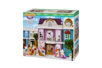 Sylvanian Families Elegant Town Manor - 5365
