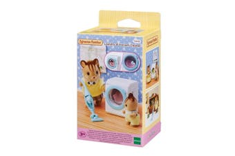 Sylvanian Families Laundry and Vacuum Cleaner Set