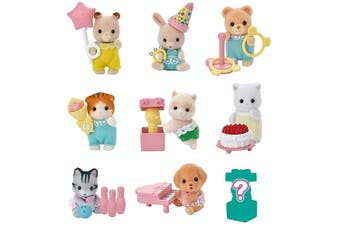 Sylvanian Families Baby Party Series Mystery Bag