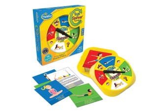 Yoga Spinner Game by ThinkFun