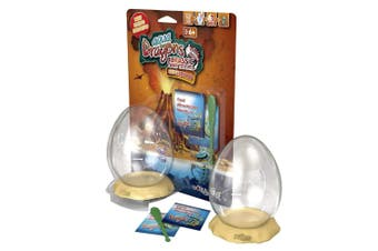 Aqua Dragons Jurassic EGGspress Blister