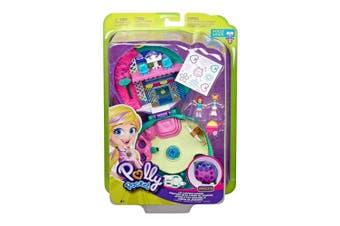 Polly Pocket Micro Lil Ladybug Garden Playset