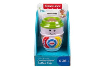 Fisher Price Laugh & Learn On-the-Glow Coffee Cup