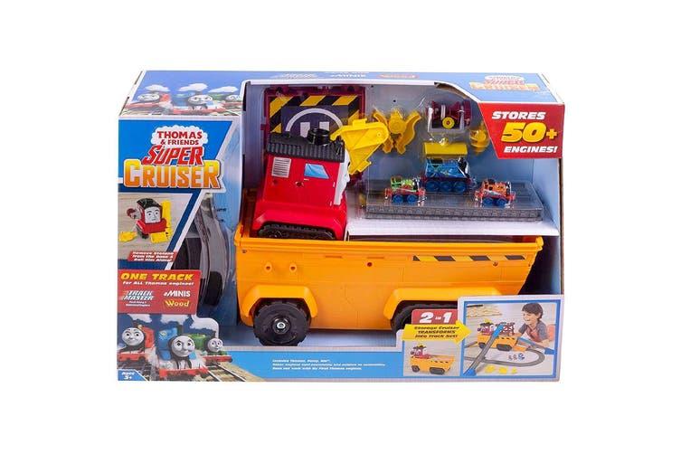 Thomas the Tank Engine - Thomas Super Cruiser