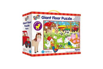 Galt Farm Giant 30-Piece Floor Puzzle