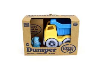 Green Toys Construction Dumper Truck