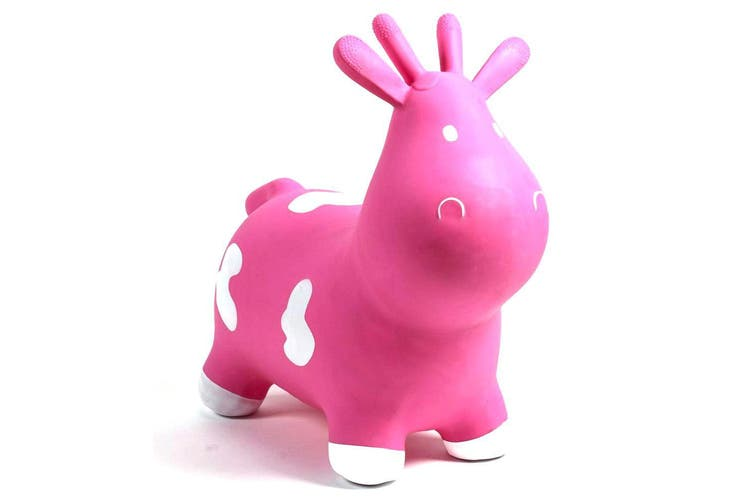 Happy Hopperz Pink Cow Hopper