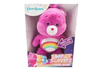 Care Bears Sweet Scents Cheer Bear Plush