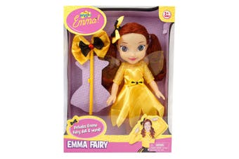 The Wiggles Emma Fairy Doll