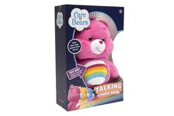 Care Bears Talking Plush Cheer Bear
