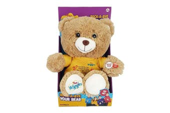 The Wiggles Rock-A-Bye Your Bear Motion Activated Plush
