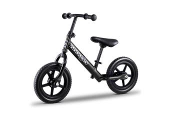Kids Balance Bike with 12Inch Wheels in Black