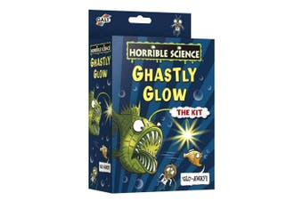 Galt Horrible Science Ghastly Glow Kit