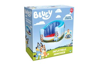 Bluey Inflatable Arm Chair