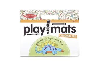 Melissa and Doug Dinosaurs Playmats