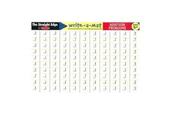 Melissa and Doug Addition Problems Write-A-Mat