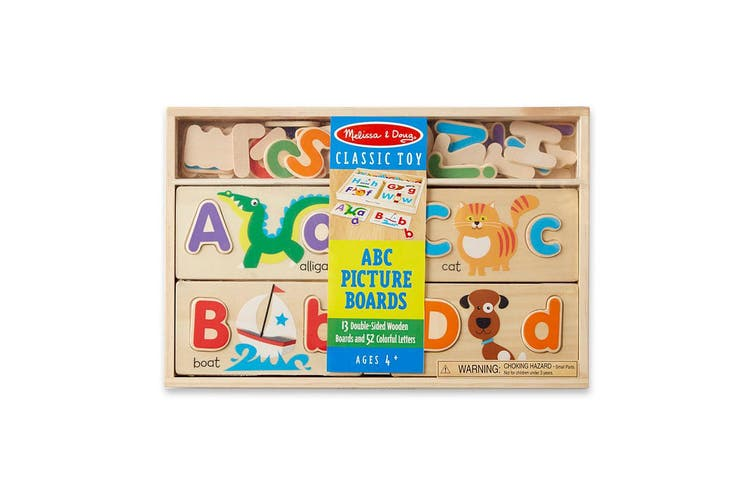 Melissa and Doug ABC Picture Boards