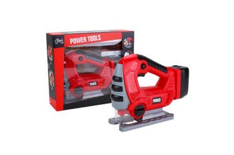 Power Tools Pretend Jigsaw with Lights and Sounds
