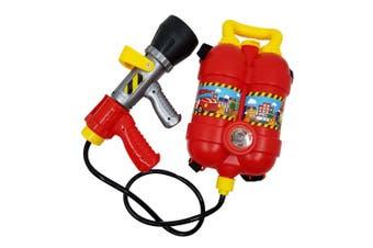 Fireman Water Sprayer Play Set