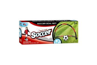 Soccer Goal Set with Ball