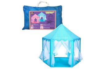 Castle Tent in Blue
