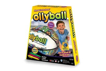 Ollyball The Ultimate Indoor Play Ball