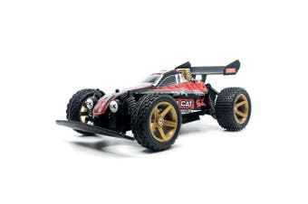 Rusco Red Sand Devil Bobcat RC Car