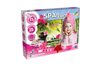 Science4you Spa Zen Skincare Creation Set