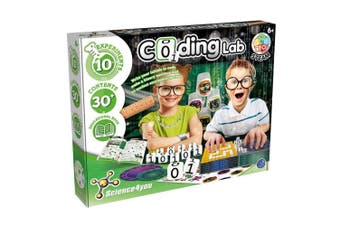 Science4you Coding Lab Kit