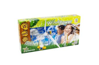 Science4you Wind Power Kit