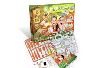 Science4you Solar Robots Kit