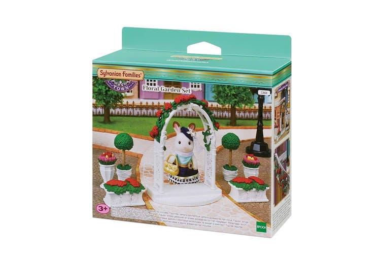 Sylvanian Families Floral Garden Set - 5361