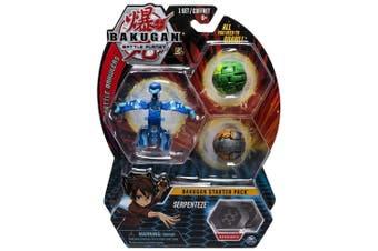 Bakugan Battle Planet Starter Pack 3-Pack Serpenteze
