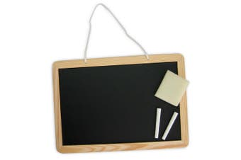 Blackboard with Chalk Duster