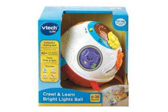 Vtech Baby Crawl and Learn Bright Lights Ball