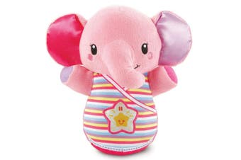 Vtech Snooze and Soothe Elephant Pink